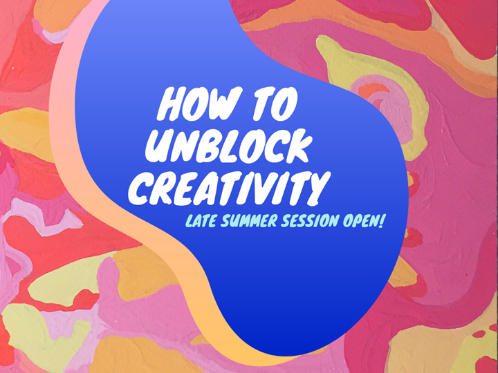 Unblocking Creativity