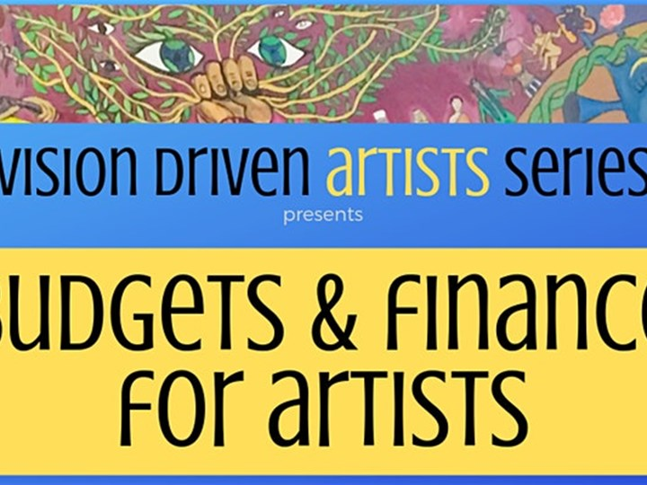 Budget & Finance for Artists